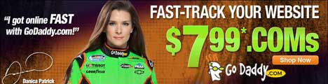 go online with godaddy fast