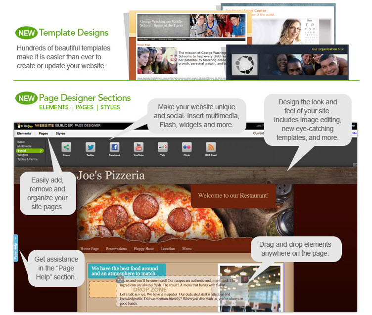 GoDaddy Website Builder For Small Business Owners - Go Daddy How To