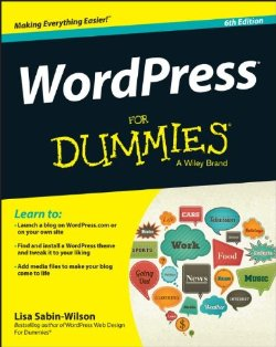 Book on WordPress For Dummies