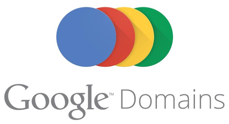 Google Domains beta : web business registration service.