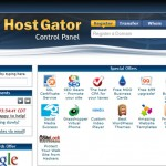 Godaddy Vs HostGator Web Hosting User Interface